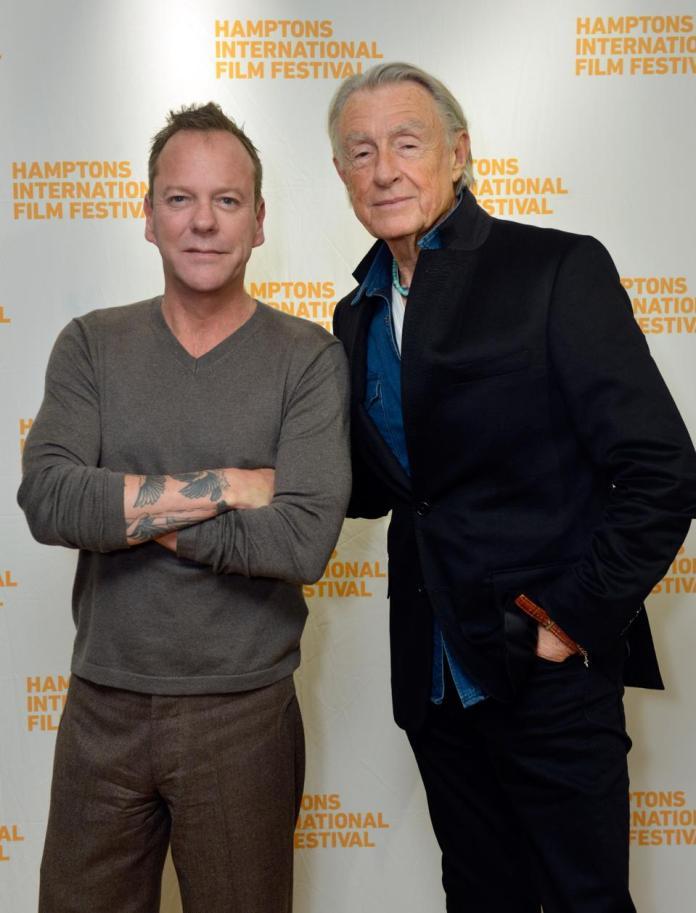 Kiefer Sutherland, Joel Schumacher, interview, The Lost Boys, Flatliners, 24, The Fugitive