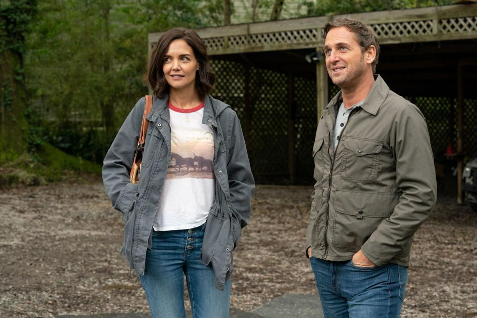 Katie Holmes and Josh Lucas