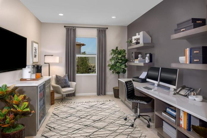 KB Home Office in Riverside, CA