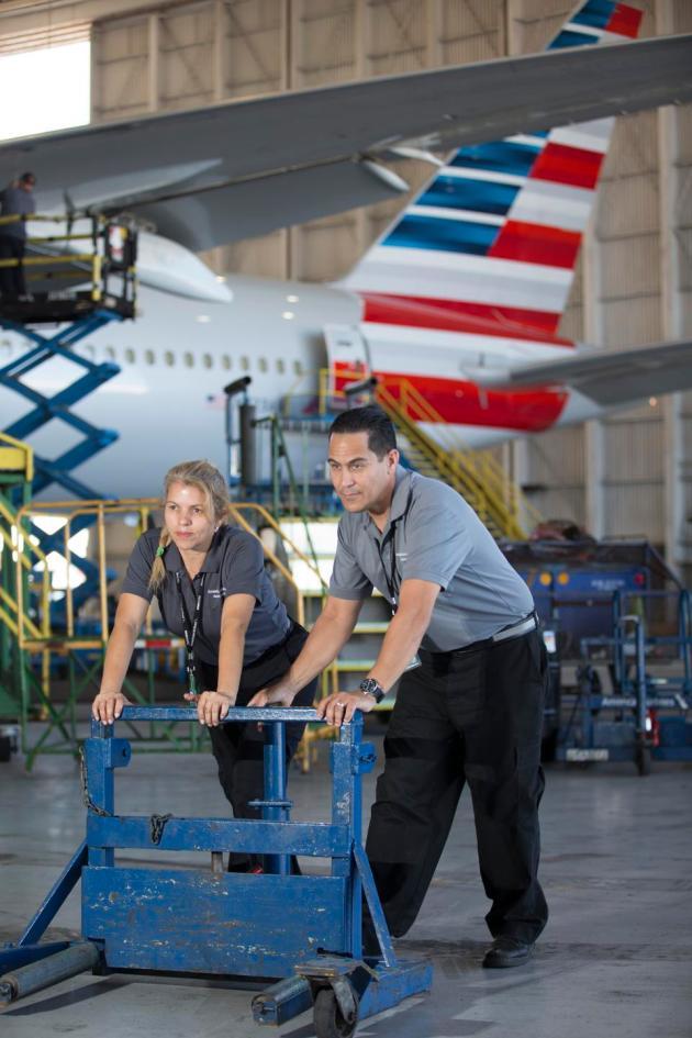 Cory Gardner American Airlines