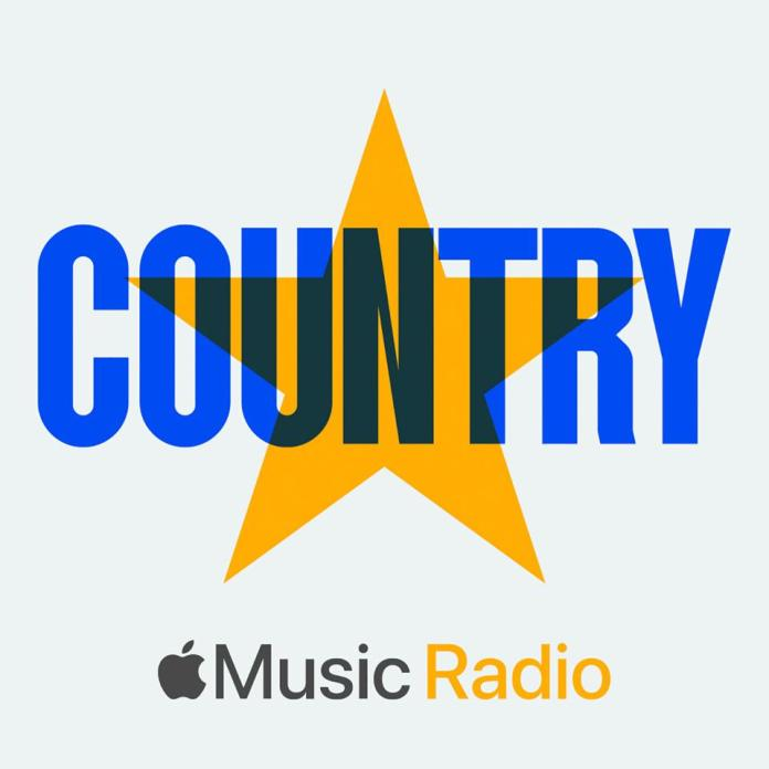 Apple Music Country has its own logo.
