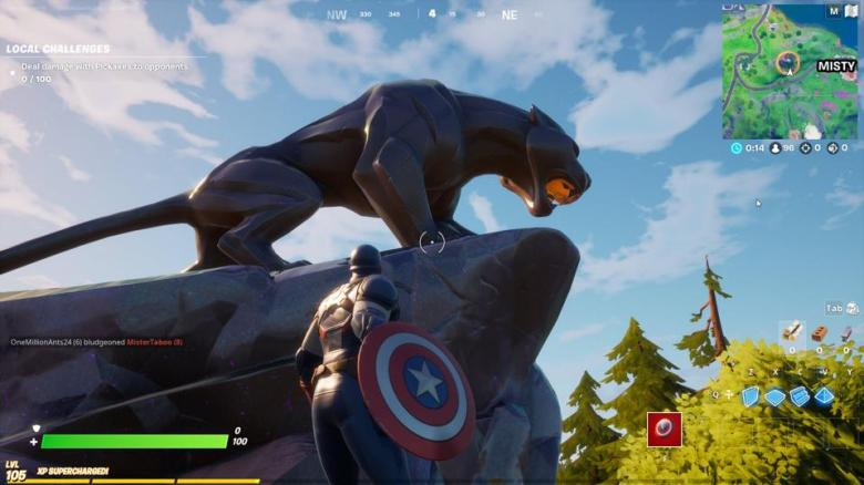 Chadwick Boseman's Death Will Alter Fortnite, Avengers' Black Panther Plans