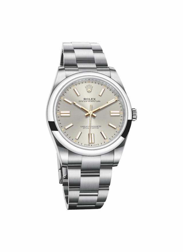 Rolex Oyster Perpetual 41mm new for 2020
