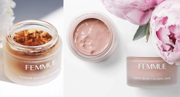 Gypsy Rose Calming Mask by FEMMUE