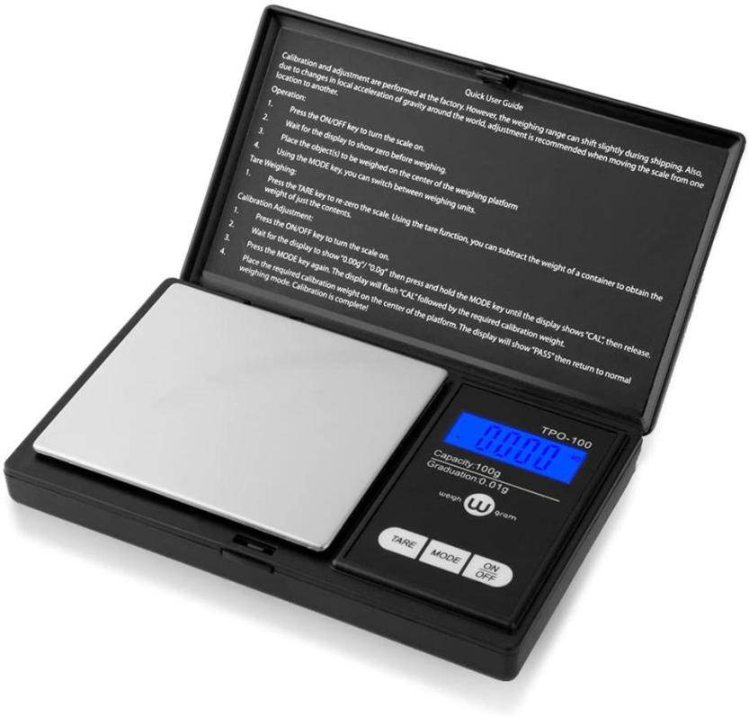 Weigh-Gram Digital Pocket Scale