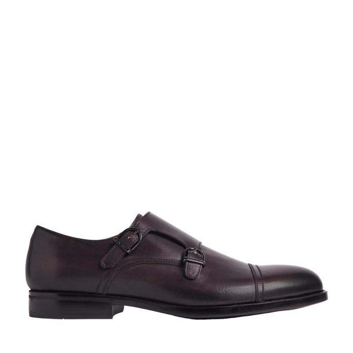 Bruno Magli Barone Monk-Strap Shoe
