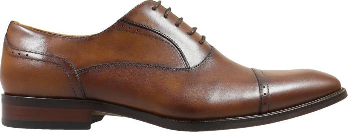 Florsheim's Sorrento Cap Toe Oxford is an updated classic that is both modern and refined.