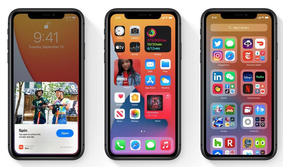 Apple iOS 14 Has 25 Great Features
