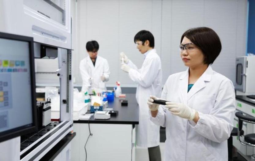 PFDeNA's lab
