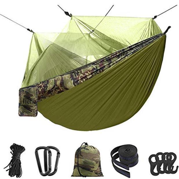 Hieha double camping hammock