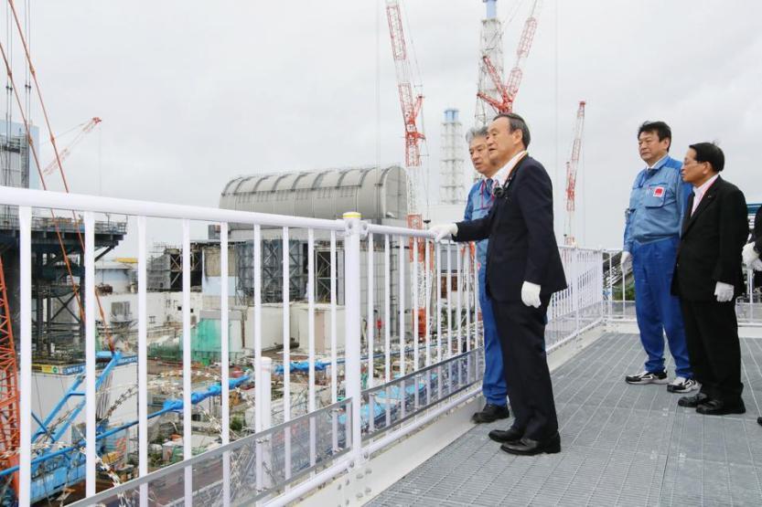 JAPAN-POLITICS-NUCLEAR-QUAKE-TSUNAMI