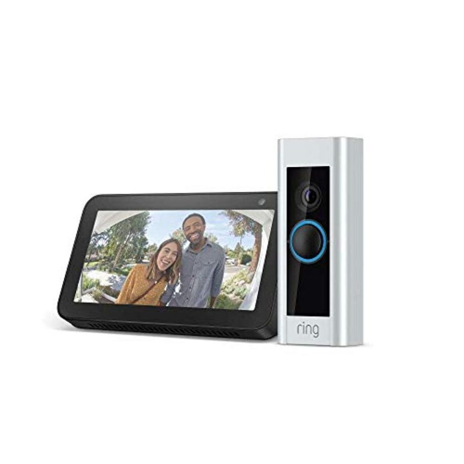 Prime Day Deal Certified Refurbished Ring Video Doorbell Pro