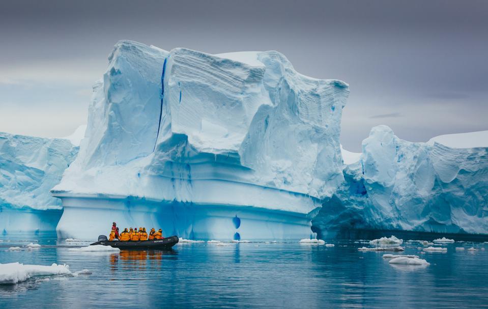 Cruising Antarctica where to go 2021