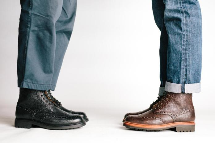 Grenson AW20 campaign