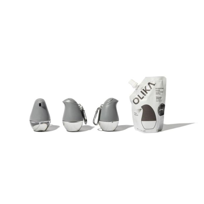 OLIKA Hydrating Hand Sanitizer Clip-On