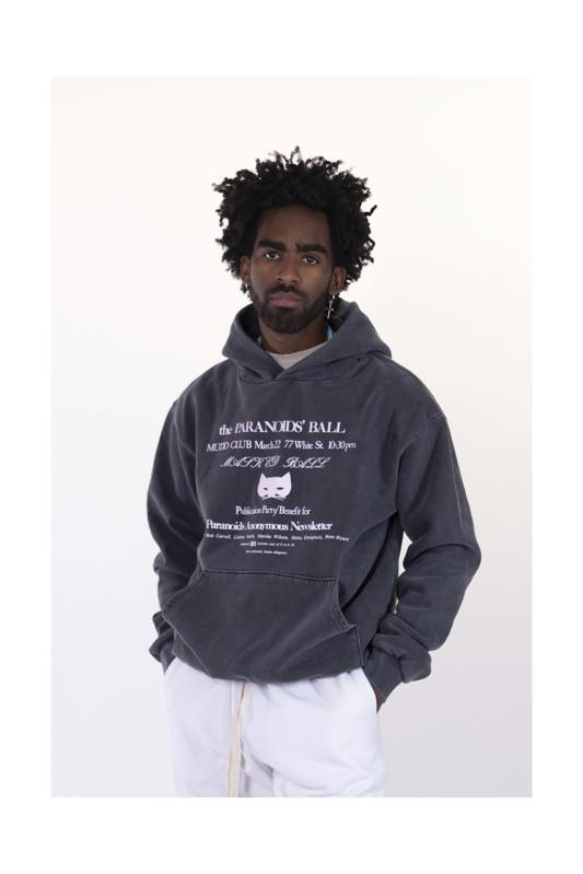Mr. Saturday The Paranoids Ball Hoodie