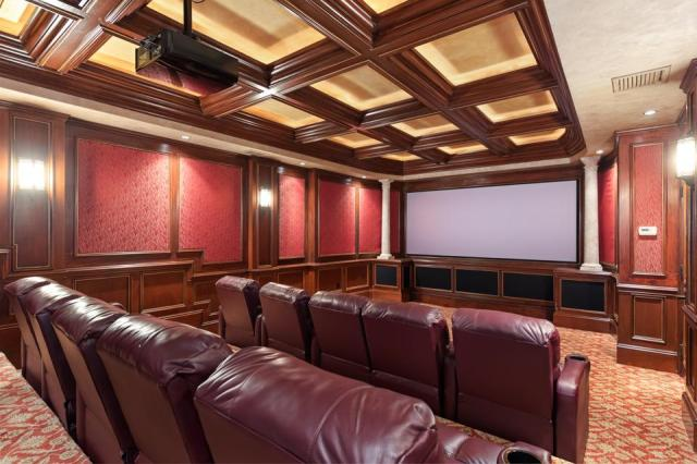 movie theater, Mariano Rivera, New York Yankees, West Chester, luxury, real estate, Compass