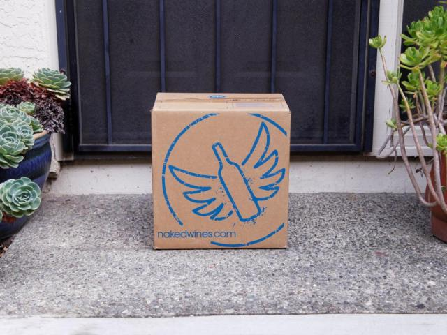 Nakedwines.com brings curated wines to people's doorsteps.