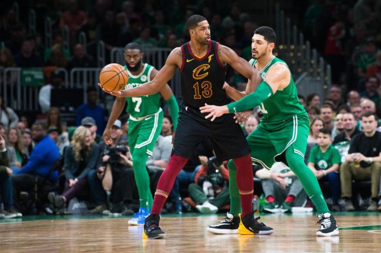 Tristan Thompson Leaving Cleveland Cavaliers Marks The End ...