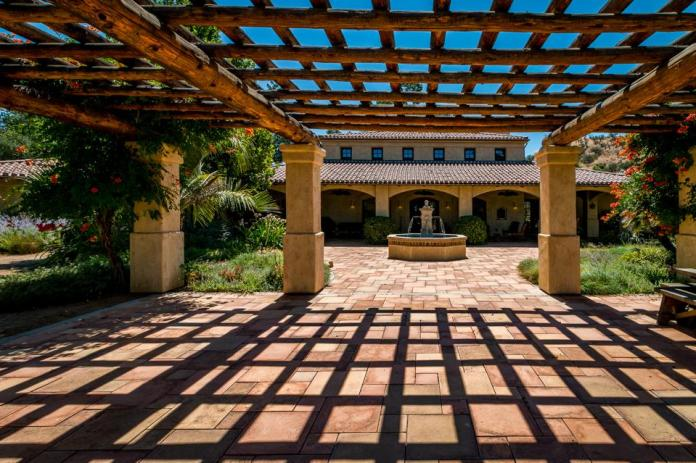 La Panza Ranch, California, outlaw Jesse James, real estate, cattle ranch, olive oil