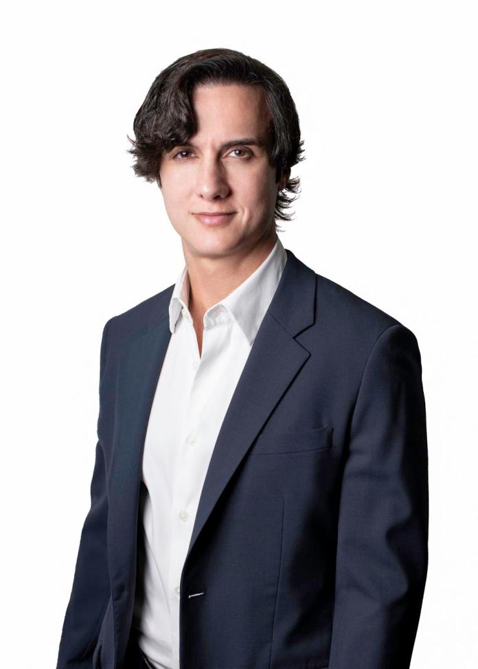 Luxury real estate agent Chad Rogers.