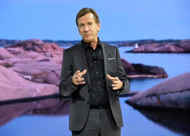 Volvo will be an all-electric automaker by 2030, CEO Hakan Samuelsson said today.