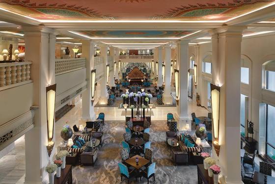 Hotel lobbying