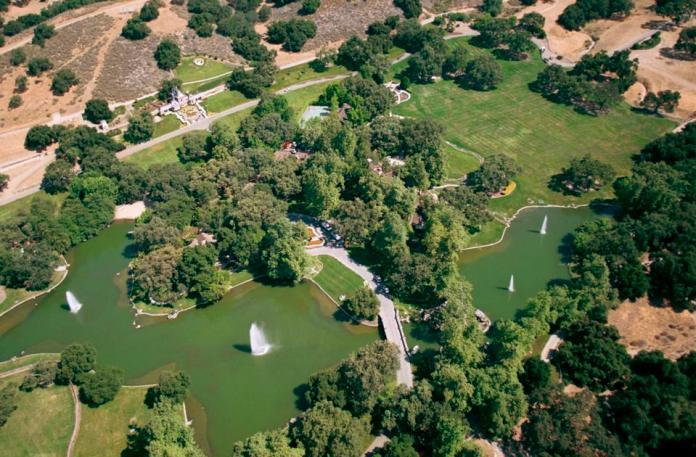 Michael Jackson Neverland estate