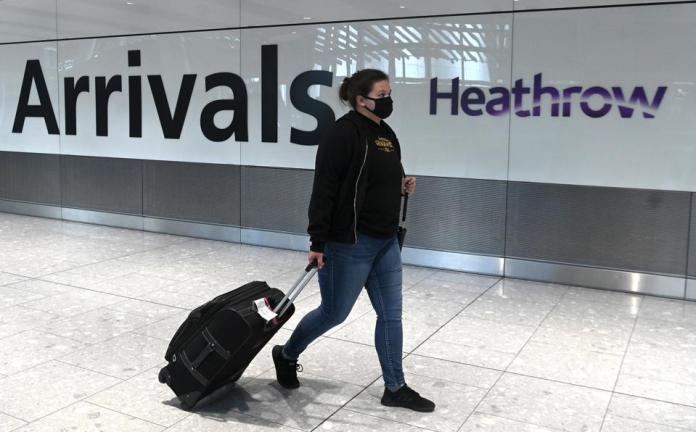 London S Heathrow Keeps Terminal Four Closed As Airports Suffer