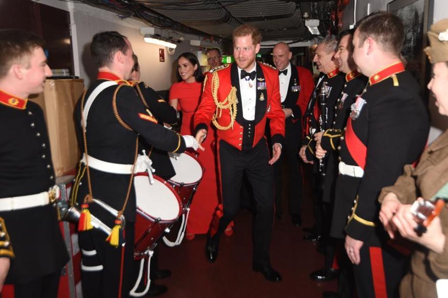 BRITAIN-ROYALS-MUSIC-ARMY