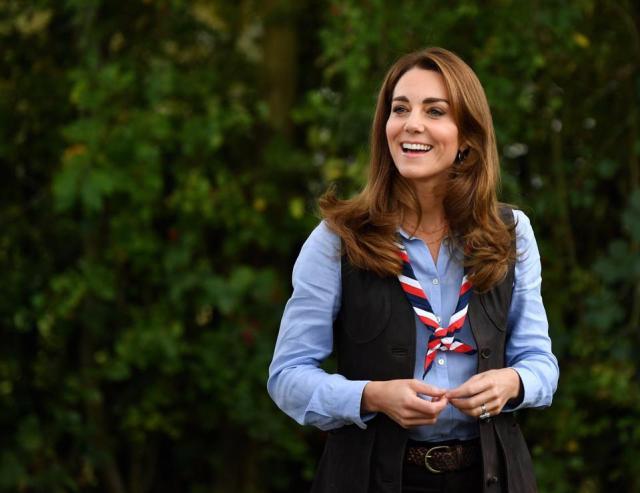 Kate Middleton  at 39 years old.