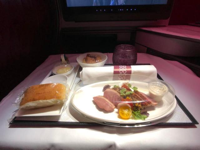 Qatar Airways starter