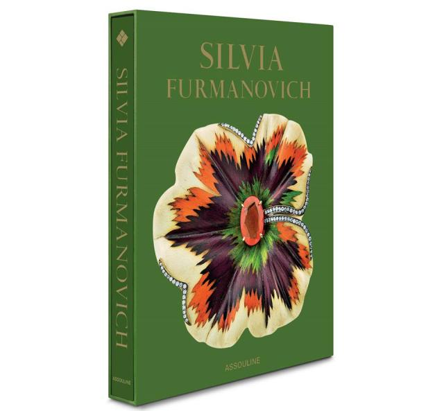 The ″Silvia Furmanovich″ book written by Beatrice Del Favero and published by Assouline