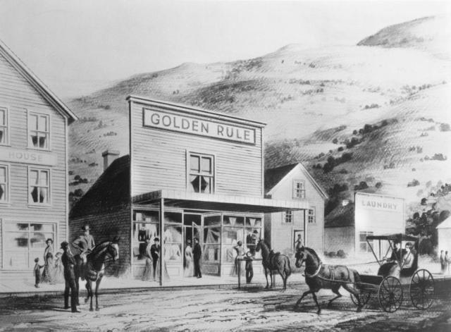J.C. Penney's First Store