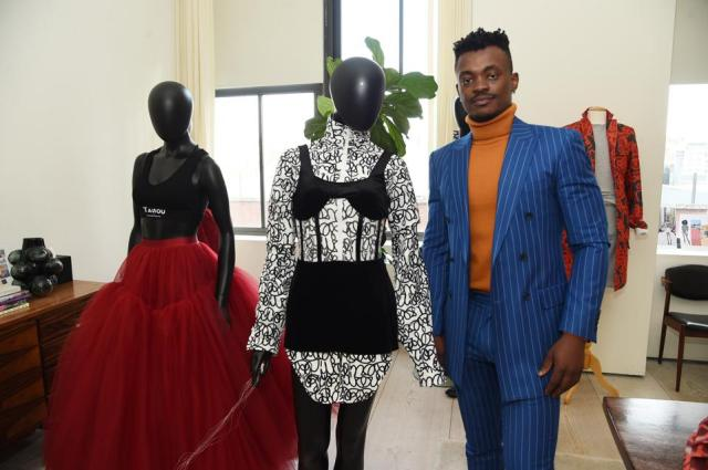 Black In Fashion Council Showroom - February 2021 - New York Fashion Week: The Shows