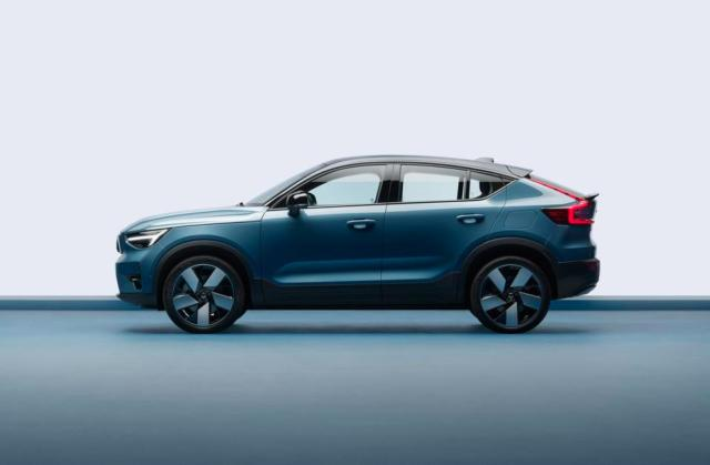 Volvo's breakout C40 electric car will launch in May to take on the Tesla Model 3