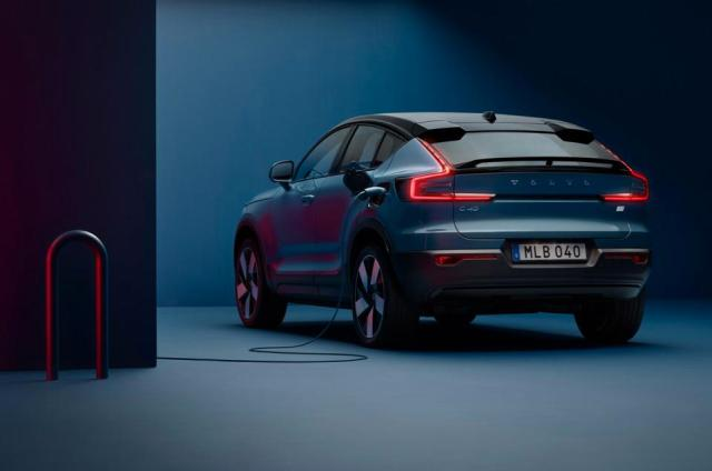 Volvo's C40 Recharge EV will deliver 418km of range, and punch to 100km/h in 4.9 seconds.