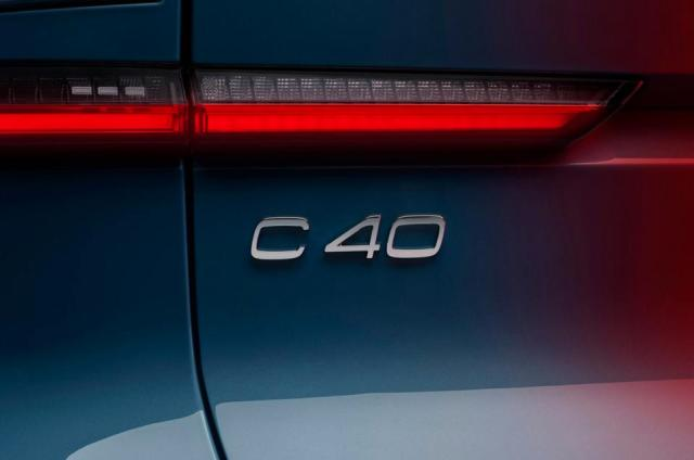 The C40 Recharge EV will be the entry-level Volvo electric car.