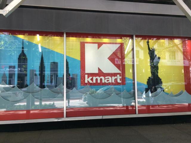 Kmart Manhattan