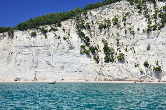 Spiaggia dei Gabbiani.