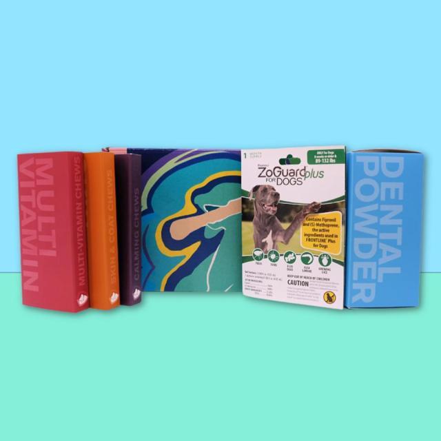 subscription box art design
