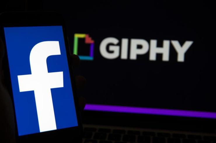 Facebook - Giphy
