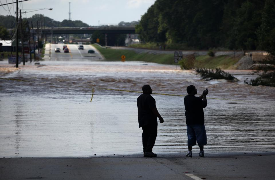 Georgia Governor Declares State Of Emergency Because Of Flooding