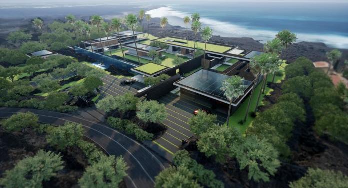 paul mcclean kaupulehu modern mansion concept hawaii luxury home spec development