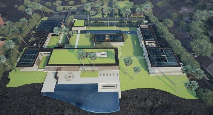 Paul McClean-designed Kaupulehu compound hawaii spec development