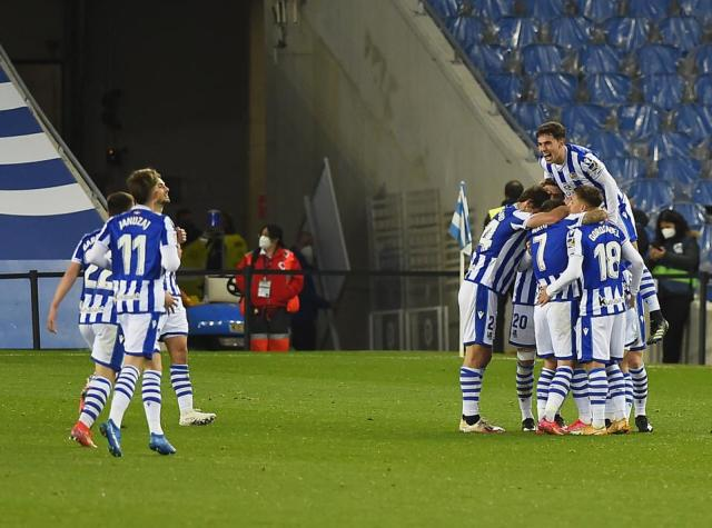 FBL-ESP-LIGA-REAL SOCIEDAD-ATHLETIC BILBAO