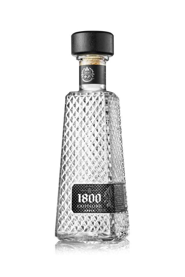 1800 Cristalino Añejo Tequila