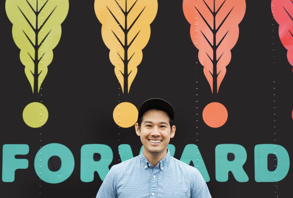 founder, Asian man, entrepreneur, farmer