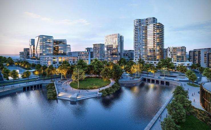 Maroochydore City Centre, Queensland.
