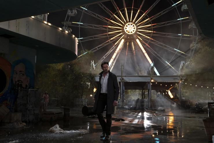 Hugh Jackman in Lisa Joy's 'Reminiscence'